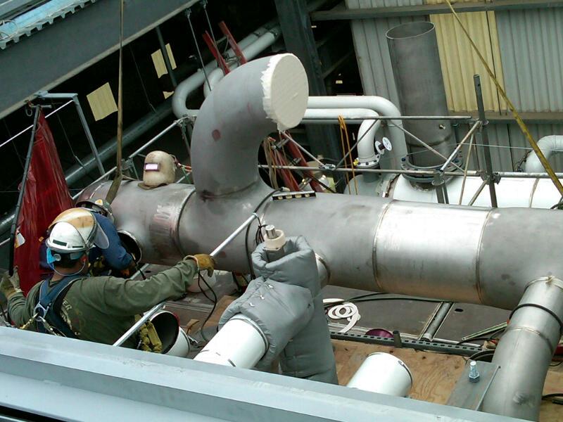 Bio-refinery Piping